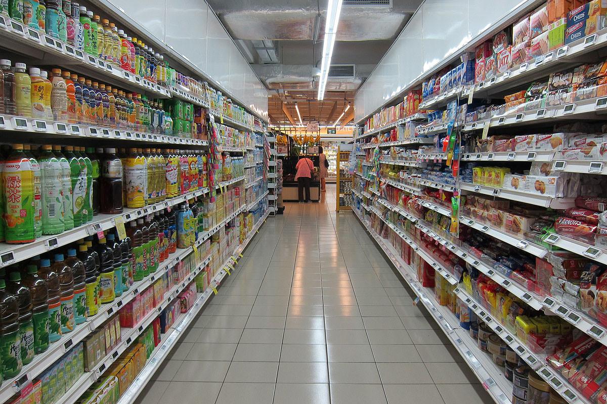 Schädlingsbefall im Einzelhandel und in der Lebensmittelproduktion